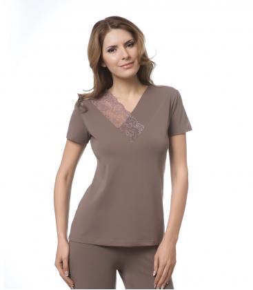 Пижама блуза 8116