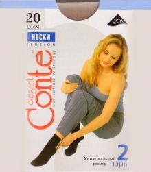 Къси чорапи TENSION 20